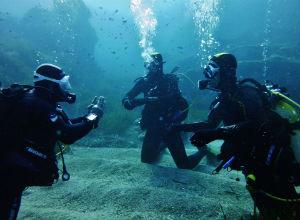 Bellevue plongée en formation Niveau 1 FFESSM